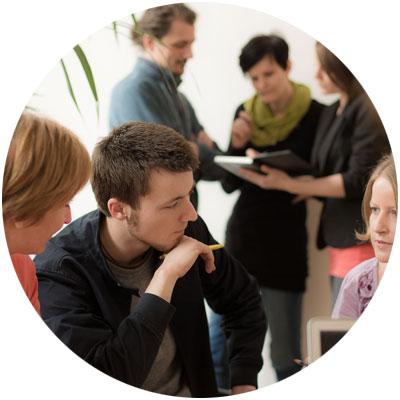 Team Himmelhoch - PR-Agentur in Wien