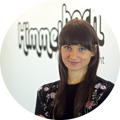 Anna Fischbacher - Team Himmelhoch - Multimedia - Print - Online - Digital - Social Media - Content