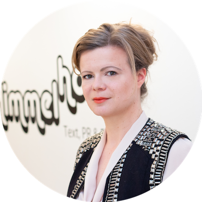 Annika Harmsen - Team Himmelhoch - Organisation - Marketing - Kundenkommunikation